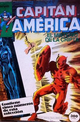 Capitán América Vol. 1 (1985-1992) (Retapado Rústica) #0.1