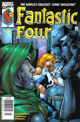Fantastic Four Vol. 3 (Comic Book) #29