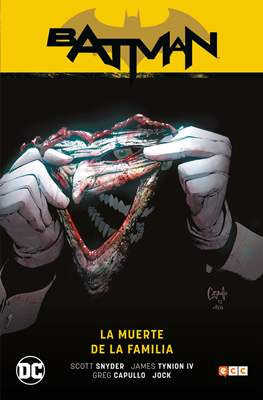 Batman Saga de Scott Snyder (Cartoné) #4