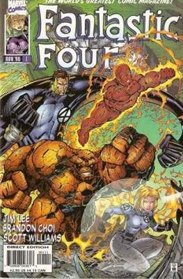 Fantastic Four Vol. 2