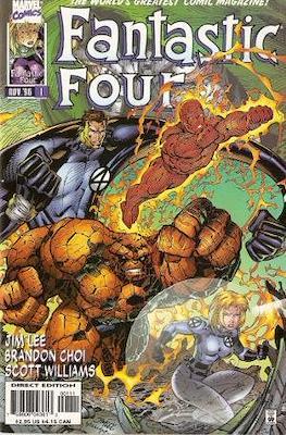 Fantastic Four Vol. 2 (Comic Book) #1