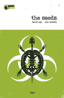 The seeds (Comic Book) #2