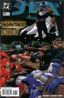 JLA Vol. 1 (1997-2006) (Comic-Book) #17