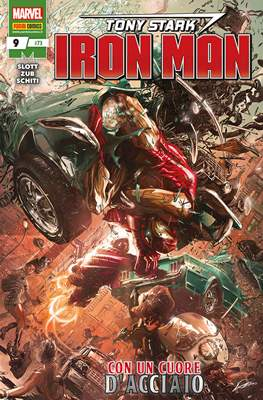 Iron Man Vol. 2 (Spillato) #73