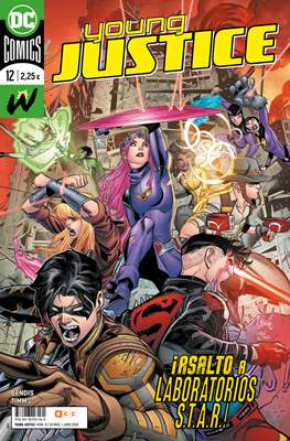 Young Justice (2019-) (Grapa 32 pp) #12