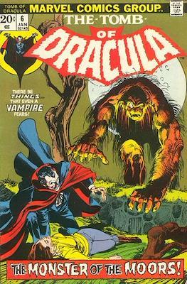 The Tomb of Dracula Vol. 1 (1972-1979) #6