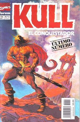 Kull el conquistador (Grapa 48 pp) #21