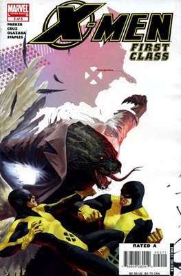 X-Men First Class Vol.1 (Comic Book 24 pp) #2