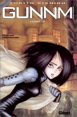 Gunnm (Rústica - 240 páginas) #2