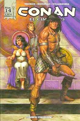 Conan el Cimmerio (Grapa 24-48-72 pp) #14