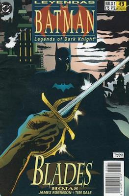 Leyendas de Batman. Legends of the Dark Knight (Grapa (1990)) #31