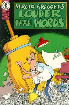Sergio Aragonés Louder than Words (Miniserie) #6