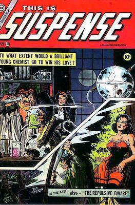 This Is Suspense (Comic Book) #23