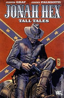 Jonah Hex Vol. 2 #10