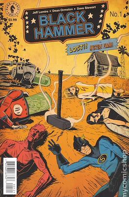 Black Hammer (Variant Covers)