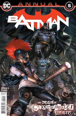 Batman Vol. 3 Annual (2017-) #5