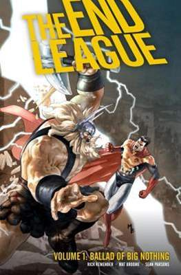The End League (Trade Paperback) #1