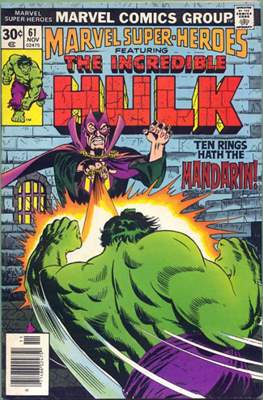 Marvel Super-Heroes (Grapa) #61