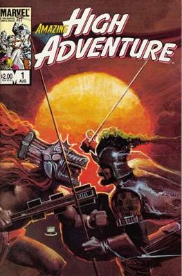 Amazing High Adventure (1984-1986) (Comic book 48 pp) #1