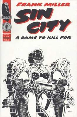 Sin City: A Dame to kill for #5