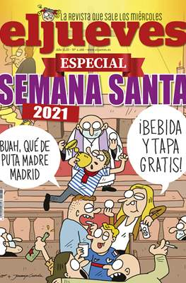 El Jueves (Revista) #2288