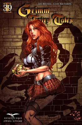 Grimm Fairy Tales (Comic Book) #39