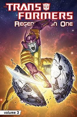 Transformers: Regeneration One (Digital) #3