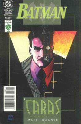 Batman Vol. 1 (Grapa. 1987-2002) #231