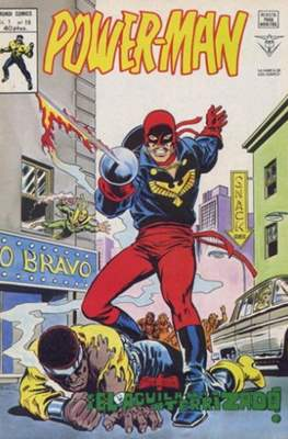 Power-Man Vol. 1 (1977-1981) (Grapa 36-40 pp) #19