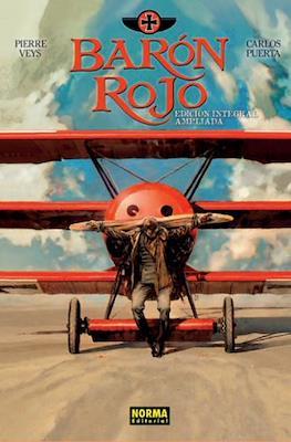 Barón Rojo. Edición integral ampliada (Cartoné 188 pp) #