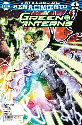 Green Lanterns. Renacimiento (Rústica 160-192 pp) #4