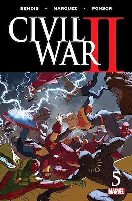 Civil War II (Digital) #5