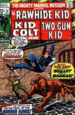 Mighty Marvel Western Vol 1 (Comic-book.) #10