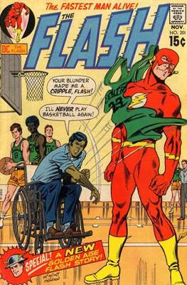 Flash Vol. 1 (1959-1985) #201