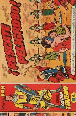 El Capitán Trueno (Grapa 12 pp) #18