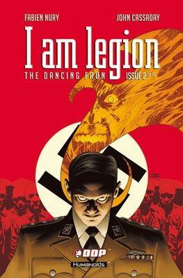 I Am Legion (Comic Book) #2