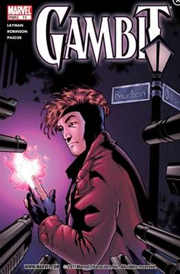 Gambit Vol. 4 (Digital) #11