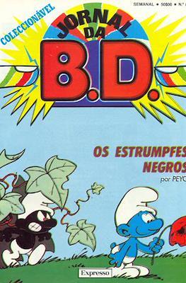 Jornal da B.D. (Grapa 21 x 30 cms.) #82