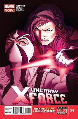 Uncanny X-Force Vol. 2 #8