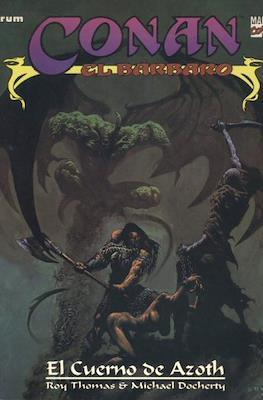 Conan el Bárbaro. Novelas graficas (Rústica 48-64 pp) #5