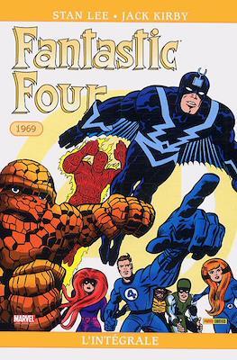 Fantastic Four: L'intégrale #8