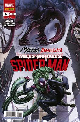 Spider-Man (2016-) (Grapa) #35/6