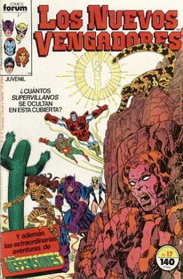 Los Nuevos Vengadores Vol. 1 (1987-1994) (Grapa 32 pp) #17