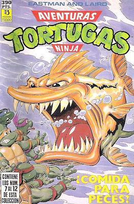 Aventuras Tortugas Ninja (Retapado, rústica) #2