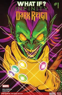 What if? Infinity - Dark Reign