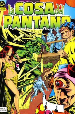 La Cosa del Pantano (1984-1985) (Grapa, 36 páginas) #7