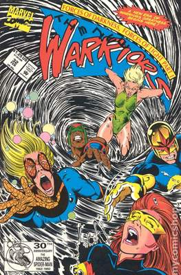 The New Warriors (Comic-Book) #32