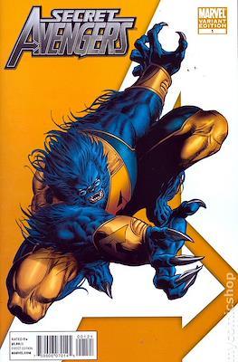 Secret Avengers Vol. 1 (2010-2013 Variant Covers) #1.1