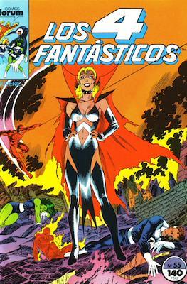 Los 4 Fantásticos Vol. 1 (1983-1994) (Grapa 36-32-24 pp) #55