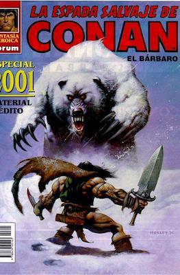 La Espada Salvaje de Conan. Especial 2001